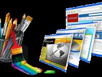 Дизайн сайта.